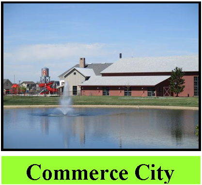 About Commerce City